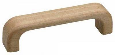 A-11 Handle - Wood / Beech - Beslag Design