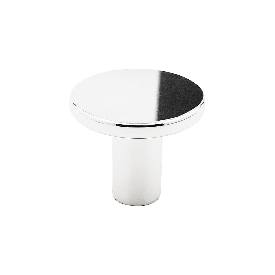 Lund Knopp - 25 mm - Krom - Beslag Design