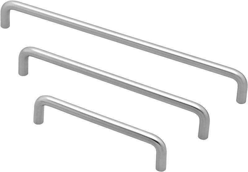 Poignée RF-A - Acier inoxydable - Beslag Design