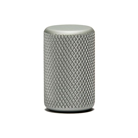 Cabinet Knob Graf - Stainless Steel Look - Beslag Design