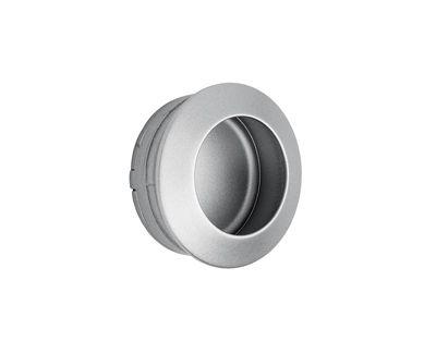 5008 Recessed Handle - Aluminium - Beslag Design