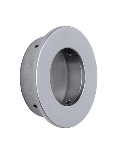31050 Recessed Handle for Sliding Door 50 mm - Stainless Steel - Beslag Design