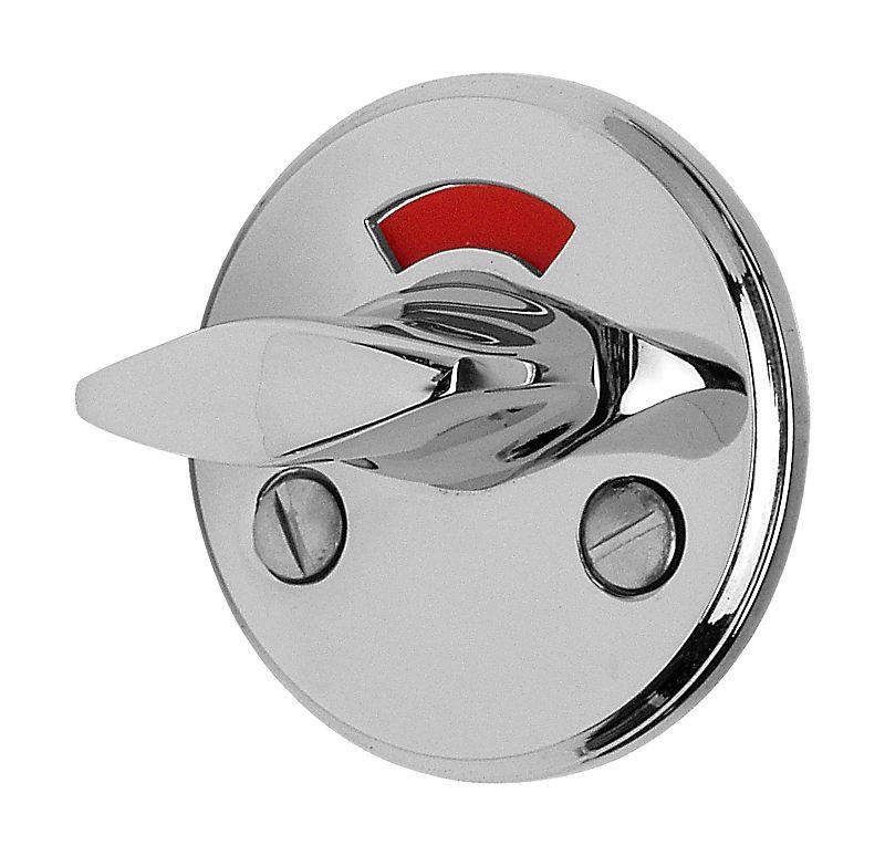 Mumin Toalettvred - Förkromad - Beslag Design