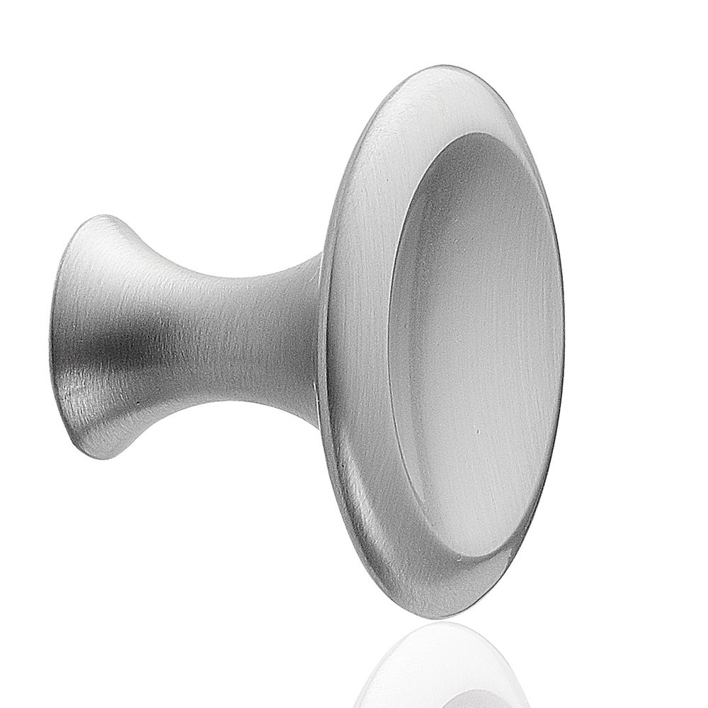 Bell Knob - Stainless Steel Look - Furnipart