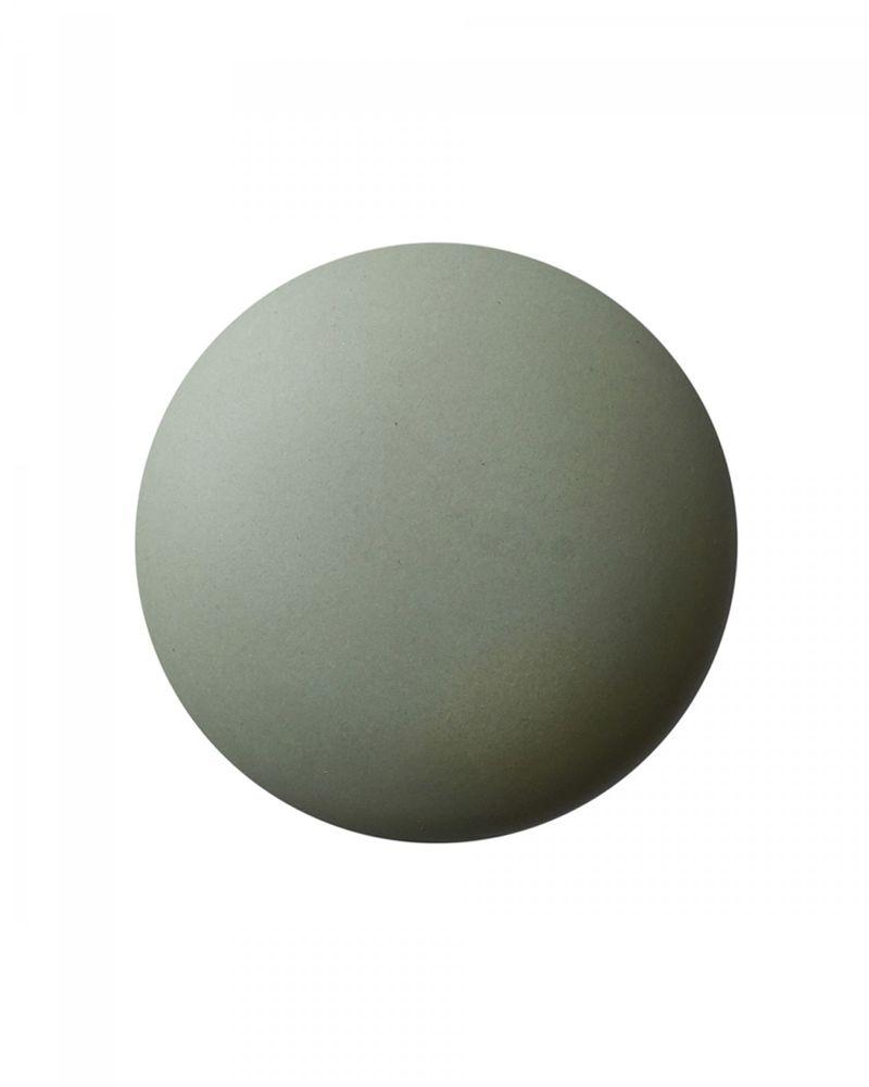 Matte greb porcelæn / Krog - Jade - Anne Black