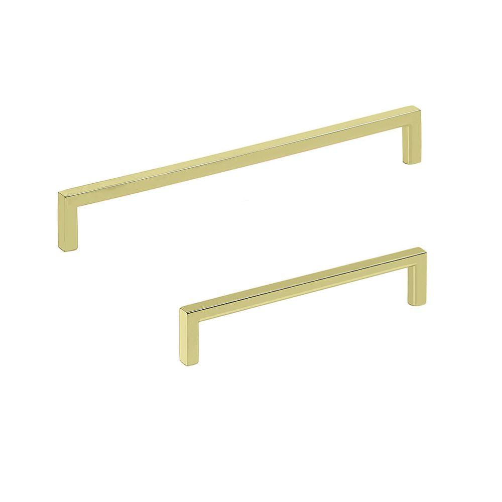 Soft Handle - Polished Brass - Beslag Design