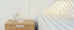 Poignée encastrée 4036 - Aluminium - Beslag Design