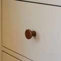 Dial Knob - Antique Copper  - Esor