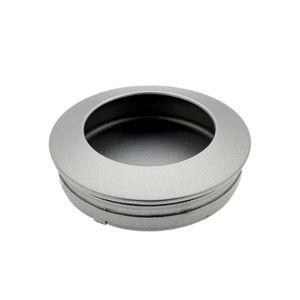 Hollow Upotettu Vedin - Alumiini - Beslag Design