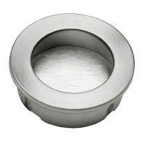 510-40 Recessed Handle - Stainless Steel - Beslag Design