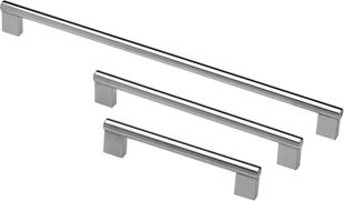 1020 Handle - Stainless Steel - Beslag Design