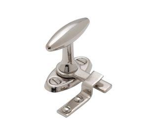 Ryd Latch - Brushed Nickel - Beslag Design