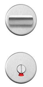 1400 Toalettvred  - Rostfritt Stål - Beslag Design