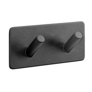 Base 2-Hook - Black - Beslag Design