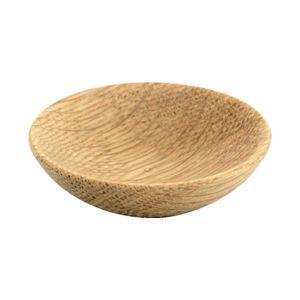 Bowl-65 Knob - Wood / Oak - Beslag Design