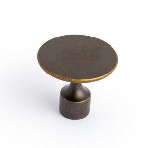 Floid Knob - Antique Brass - 35 mm