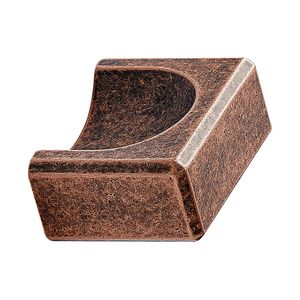 Fold Knop - Antiek Koper - Furnipart