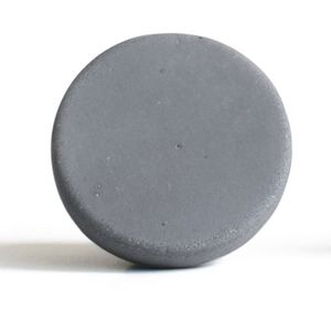 Pomolo knob / hook - Dark grey - Urbi & Orbi
