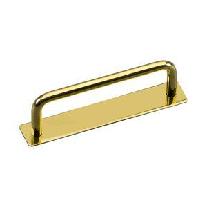 Royal Handle - Polished Brass - Beslag Design