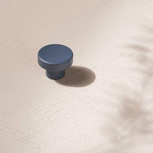 Circular Knopp - Toniton Blå